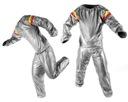Dres sauna odchudzający spodnie bluza komplet XL Kolekcja Treningowa