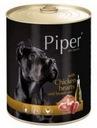 Dolina Noteci PIPER MIX Smaków 800g x 24 Wielkość psa wszystkie rasy