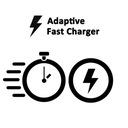 Galaxy A40 A50 A70 | ORYGINALNA Ładowarka SAMSUNG Zgodność ze standardem Quick Charge 1.0 Quick Charge 2.0