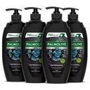 PALMOLIVE MEN żel pod prysznic męski 4x750 ml