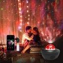 Projektor Gwiazd Star LED - Lampka Nocna Prezent Kolor dominujący czarny
