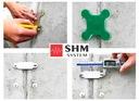 Rysomierz SHM X System Monitorowania Rozwarcia Rys