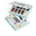 Paleta cieni do powiek INGLOT Candy Bar Rodzaj Komplety cieni