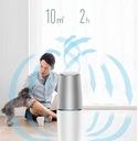 Sterylizator powietrza UV USB do aut/ do mieszkań Kolor dominujący biały