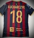 Koszulka Pogoń Szczecin M. Kucharczyk autografy Kod producenta 20-10129 AGA-5242