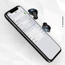 SŁUCHAWKI BEZPRZEWODOWE WODOODPORNE Bluetooth V5.1 Transmisja sygnału Bluetooth