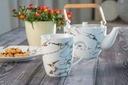 VILLA ITALIA MARMO Serwis do kawy herbaty na 6os Liczba osób 6