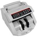 LICZARKA DO BANKNOTÓW/PIENIĘDZY TESTER Waga produktu z opakowaniem jednostkowym 3 kg