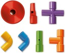 Zestaw konstrukcyjny Saksofon 24 części Wiek dziecka 3 lata +