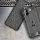 Etui Pancerne DIRECTLAB do Samsung Galaxy A71 Kolor czarny