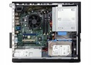 Komputer stacjonarny PC DELL i5 7010 16GB SSD W10 Monitor brak
