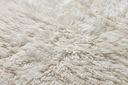 FLOKATI wełniane białe/krem 130x150 cm #FL001 Przeznaczenie do wnętrz