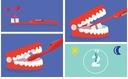 COLGATE pasta do zębów dla dzieci 3-5 lat 2x50ml Smak truskawkowy