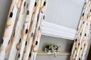 ZASŁONA VELVET MŁODZIEŻOWA ŻARÓWKI 140 x 250 Szerokość 140 cm