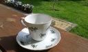 чашка Seltman Weiden зеленые цветы tłocz узор