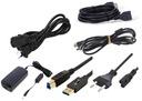 KONSOLA XBOX ONE S 1TB+2 PADY+4 GRY+KINECT+BAJKA Komunikacja Wi-Fi Bluetooth