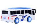 Autobus Policyjny światło dźwięk Policja Marka inna