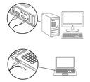 Kamera Tracer HDWEB008 mikrofon regulacja ostrości EAN 5907512865729