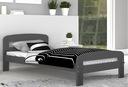 Łóżko DALLAS 90x200 + Stelaż + Materac Rozmiar 90x200