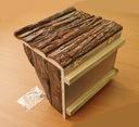 Paśnik na siano z półką dla królika gryzoni Trixie Kod producenta 61191