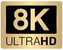 Kabel HDMI 2.1 1,5M UHD 8K 4K/120Hz SUPER HIVISION Waga (z opakowaniem) 0.3 kg