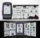 Meilan M1 Licznik Rowerowy Bluetooth GPS Navi ANT+ Model rt-rm1