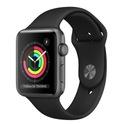 Smartwatch Apple Watch series 3 A1858 38 mm szary