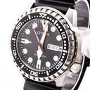 Zegarek męski CITIZEN NH8380-15EE automatyczny Kolor czarny szary srebrny