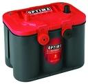Akumulator Optima 50Ah 1000A RED TOP AGM RTU4.2