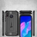 MOCNE Etui Pancerne DIRECTLAB do Huawei P40 Lite E Kolor czarny