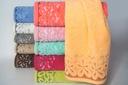 Ręcznik Bella 70x140 czarny Bawełna Greno Materiał dominujący bawełna