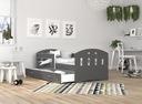 Łóżko HAPPY 160x80 + szuflada + materac Marka AJKmeble