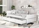Łóżko młodzieżowe TYMON 90x200 materac szuflada EAN 5902841983281