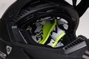 LS2 MX437 FAST EVO KASK CROSS ATV CZARNY MAT Rodzaj lakieru matowy