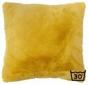 Poduszka dekoracyjna rabbit miękka 40x40 cm żółta Wymiary poduszki 40x40cm