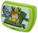 BIDON I ŚNIADANIÓWKA MINECRAFT ZESTAW 2W1 ASTRA Bohater Minecraft