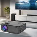 PROJEKTOR RZUTNIK LCD FULL HD 2500LM GŁOŚNIK 140'' Marka DexXer