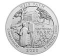 Parki USA - Weir Farm National Historic Site 2020