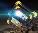 Funkcjonalna LAMPA ROBOCZA LED AKUMULATOROWA EAN 5904224475130