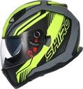 Kask na motocykl SHIRO SH-881 Motegi mat M (56-57)