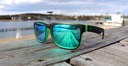 OKULARY PRZECIWSŁONECZNE Lustrzanki Polaryzacyjne Kolor czarny niebieski pomarańczowy zielony