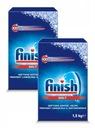 Finish Quantum MAX zestaw XXL do zmywarki 9 sztuk Skład zestawu czyścik do zmywarki nabłyszczacz do zmywarki sól do zmywarki tabletki do zmywarki zapach do zmywarki