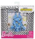 Mattel ubranko Barbie Minions sukienka niebieska Seria Inny