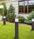 Lampa Ogrodowa stojąca słupek ogrodowy 44 cm E27 Marka SuperLED