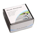 PULSOKSYMETR NAPALCOWY 50D SpO2 PULSOMETR MEDYCZNY Funkcje automatyczne wyłączanie wskaźnik poziomu baterii wykres tętna