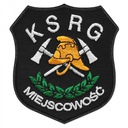 S22 Эмблема KSRG - ГОРОД доставка товаров из Польши и Allegro на русском