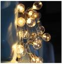 Girlandy Lampki Ogrodowe Solarne 10 Żarówki 2.5M Zasilanie bateryjne solarne