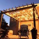 Girlandy Lampki Ogrodowe Solarne 10 Żarówki 2.5M Cechy dodatkowe wodoodporność zasilanie energią słoneczną