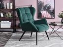 ОТДЫХА Кресло СТИЛЬ  KIKORI зеленый