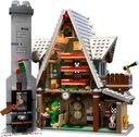 LEGO 10275 CREATOR EXPERT DOMEK ELFÓW Numer produktu 10275
